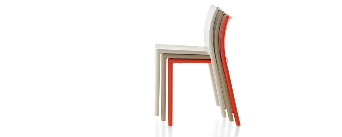 The Magis Air Chair Stacking Chair Is A High Quality, Lightweight,  Stackable, Comfortable Chair That Looks Stylish In All Kinds Of Places.