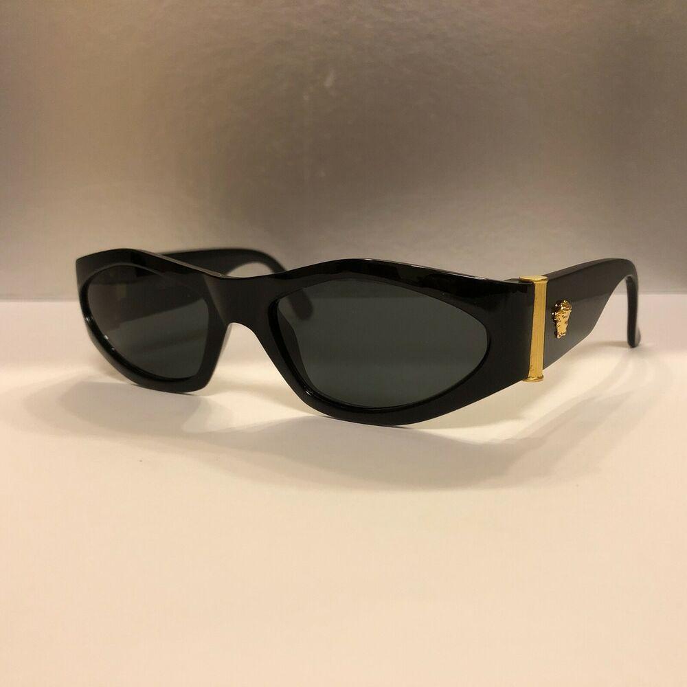 87321b2e0c42f GIANNI VERSACE MOD 618 A Col 852 Authentic Vintage Sunglasses Great con!   affilink  vintagesunglasses  vintage