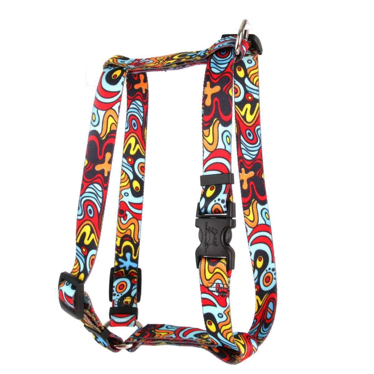 Yellow Dog Design Abstract Roman Style H Dog Harness Visit The