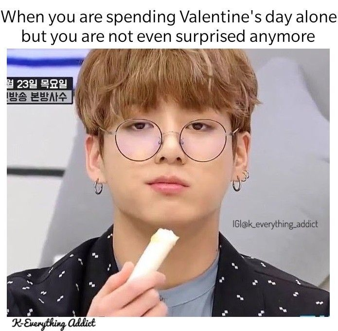 Photo of Except we all know he ain't alone when Taehyung is obviously going to be there w…