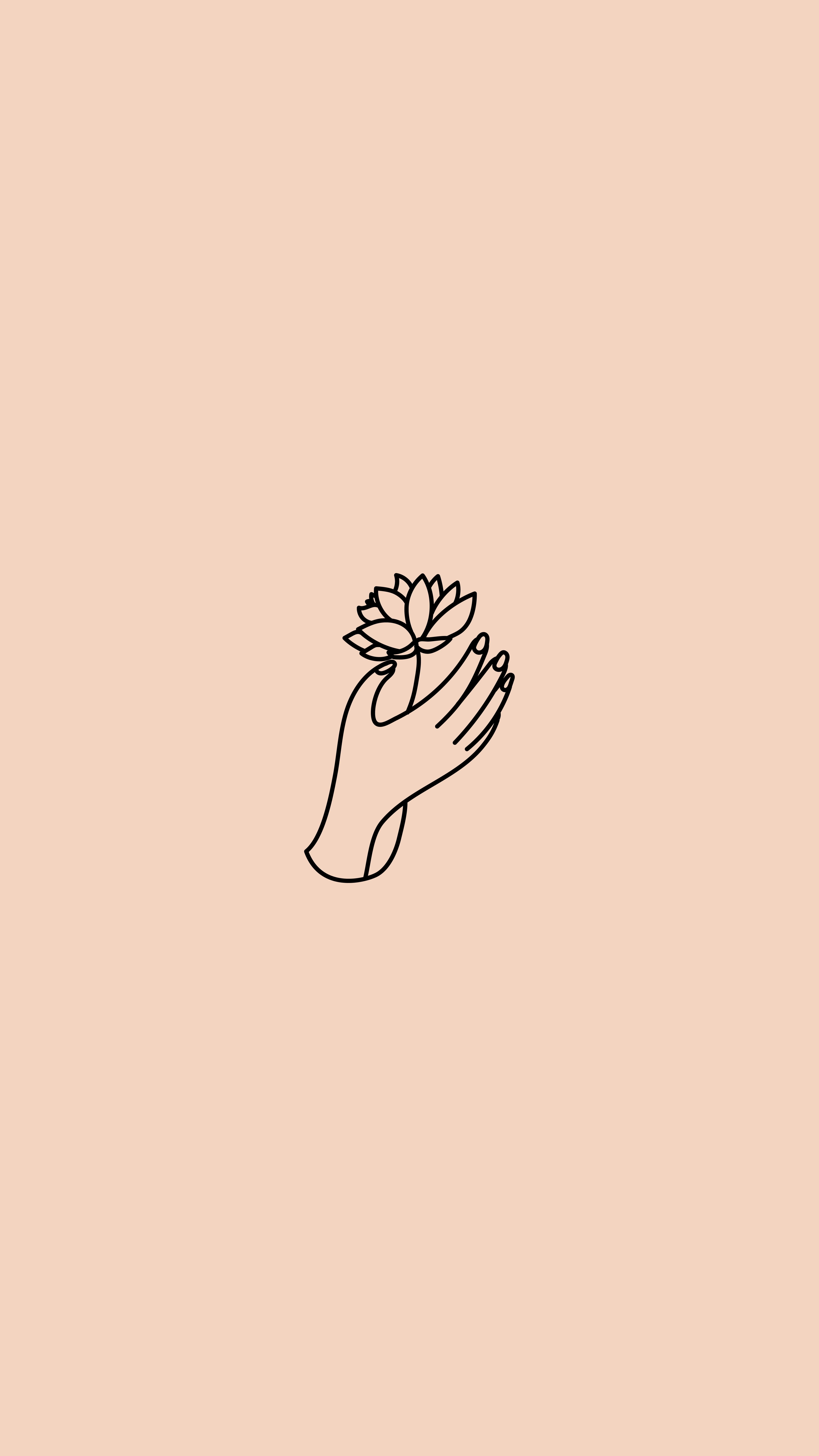 Icons for Instagram Hand Drawn Pink, Instagram Covers Pink