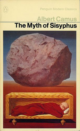 an analysis of the myth of sisyphus by albert camus Albert camus, in his 1942 essay the myth of sisyphus, saw sisyphus as personifying the absurdity of human life, but camus concludes one must imagine.