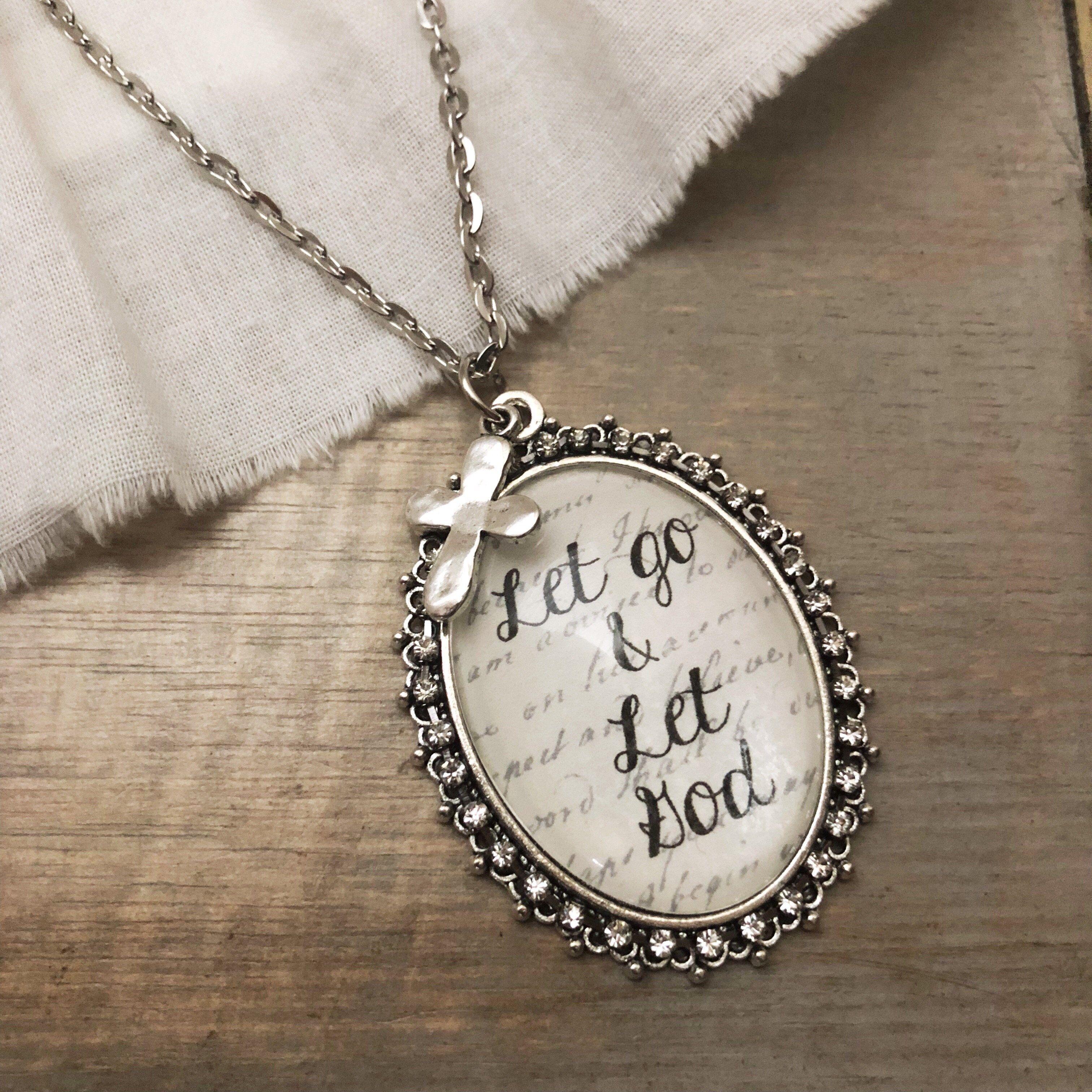 10+ Let go let god jewelry viral