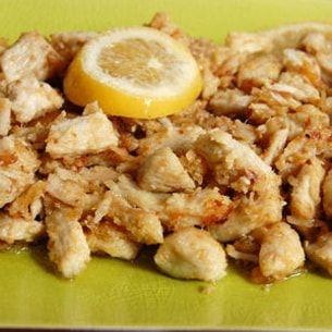 Marinade citronnée