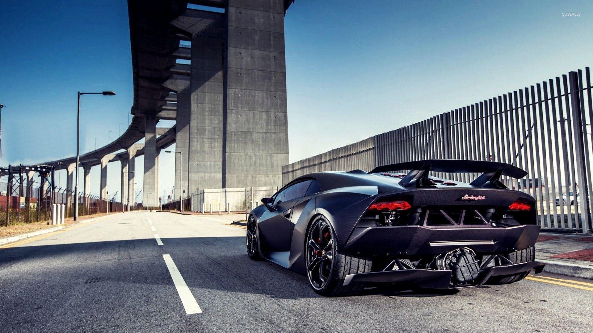Lamborghini Urus SUV Concept At Beijing Auto Show Front