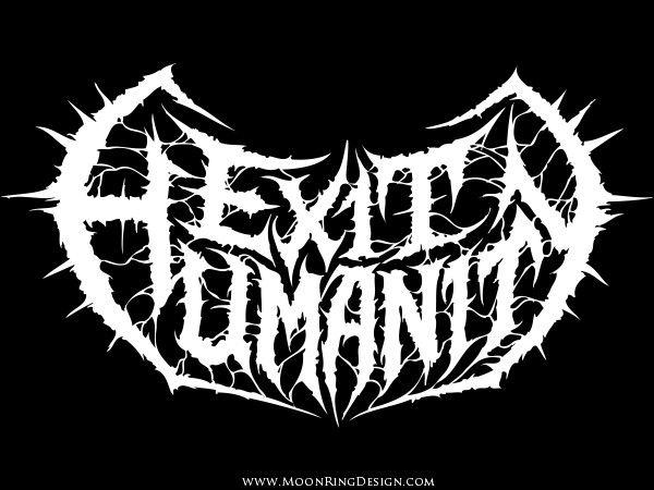 deathcore band logo pesquisa google logo metal