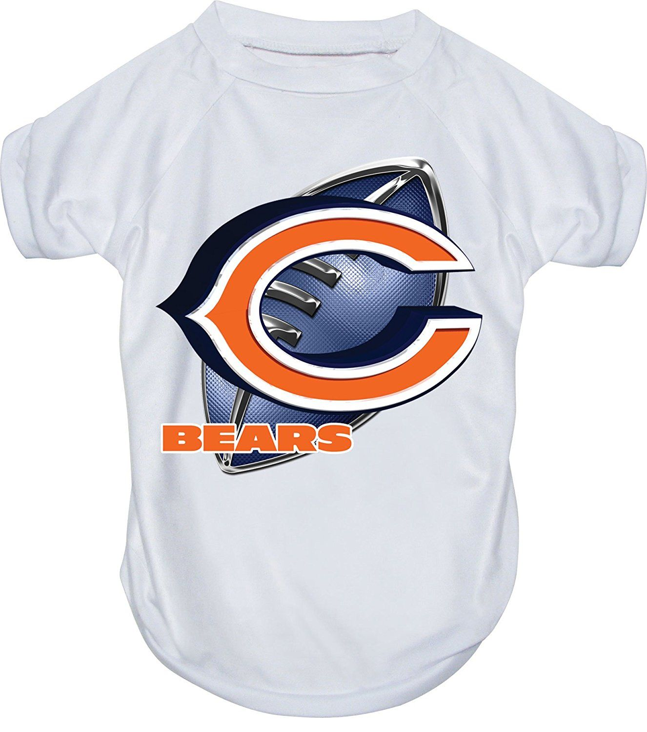 the best attitude 449b7 e93a5 Hunter MFG Chicago Bears Performance T-Shirt, Large ...