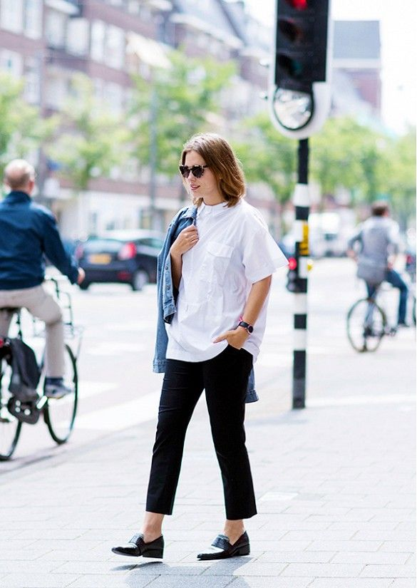 13 Bloggers With The Best Minimal Style via @Who What Wear