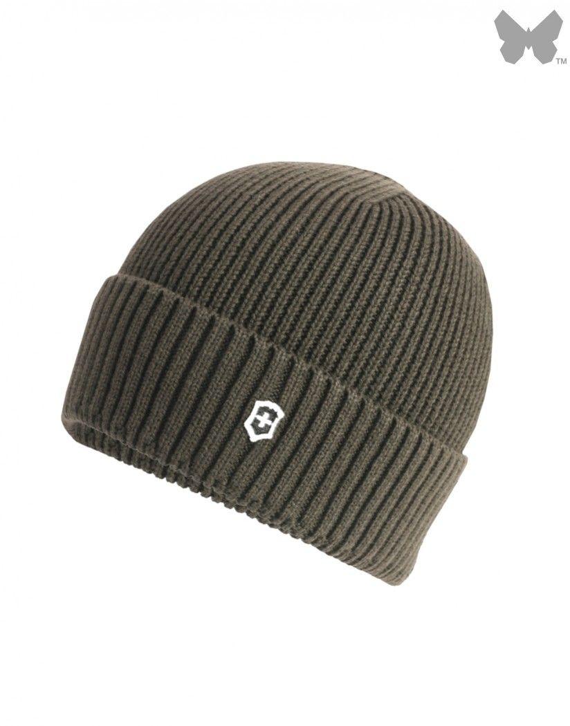 f6572dfe7d8 Victorinox Men s Classic Rib Skully Hat - OD Green