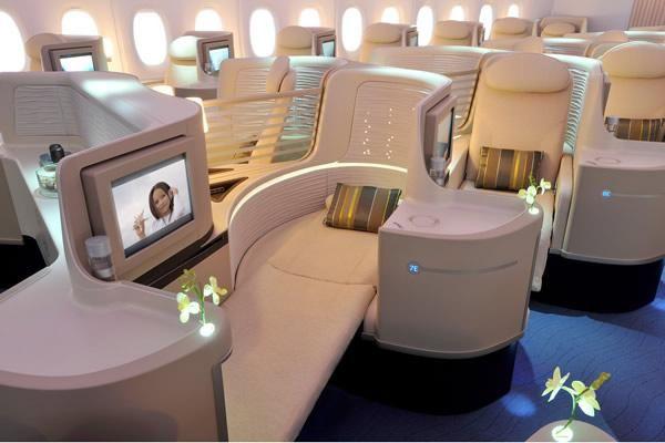 Aircraft Interiors Aircraft Interiors Airplane Interior Luxury Jets