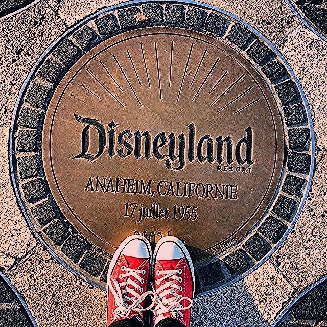 Photo of Disneyland!!!
