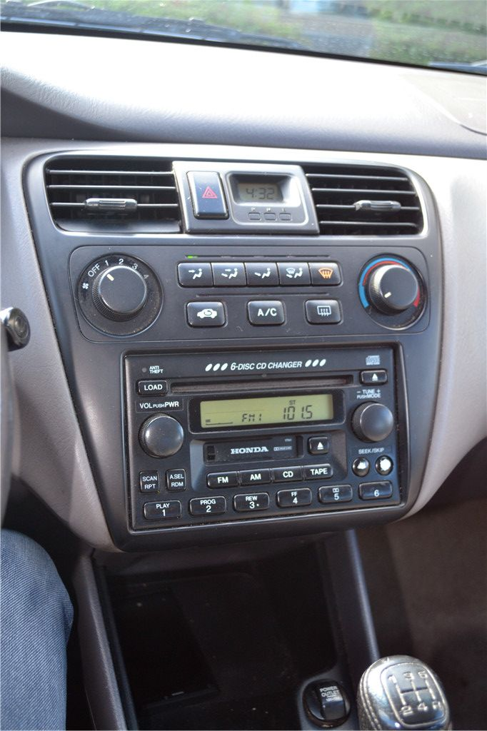 2001 Honda Accord Custom : honda, accord, custom, United, Exchange, Honda, Accord,, Honda,, Models