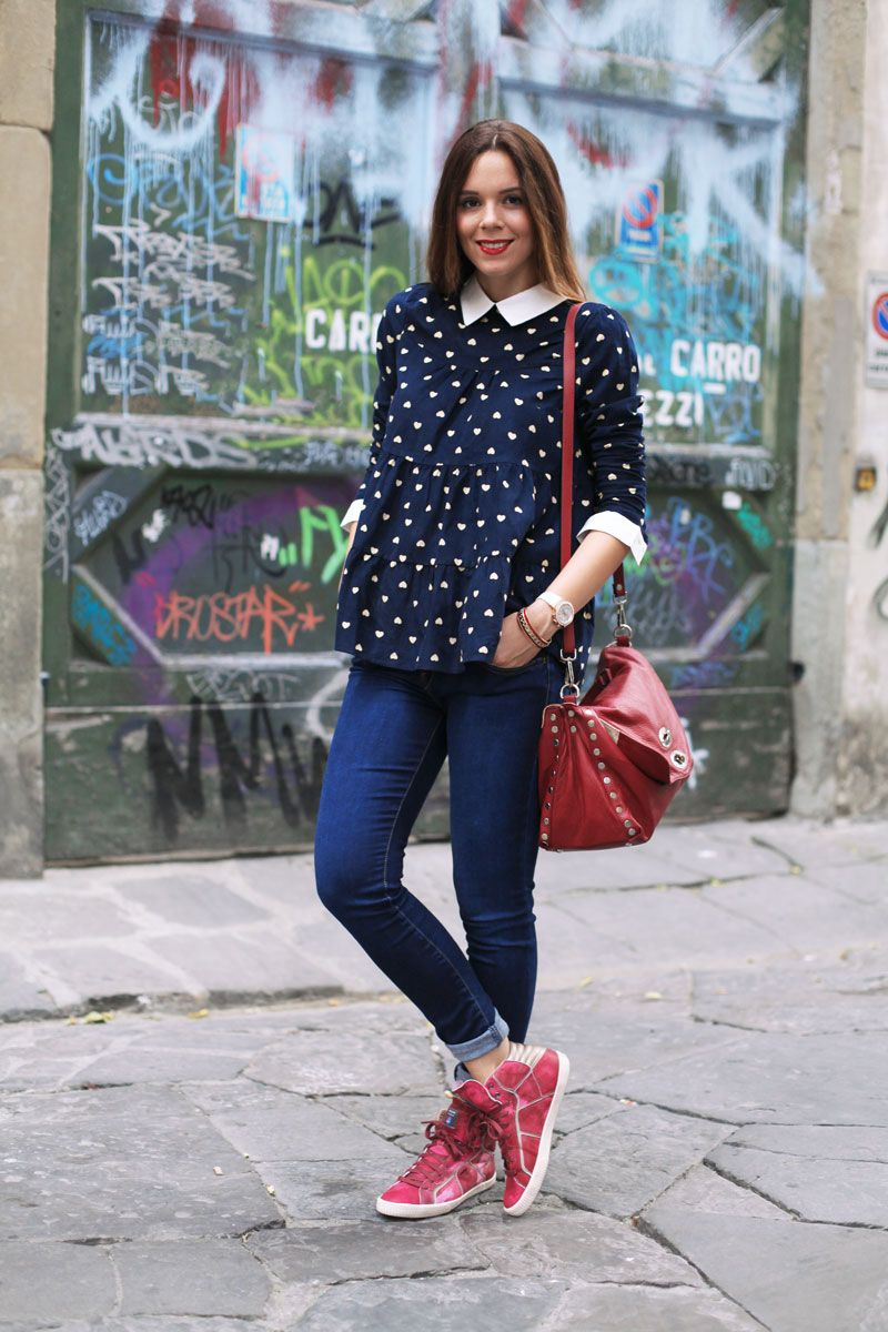 outfit geox | irene colzi | Look geox | scarpe geox per