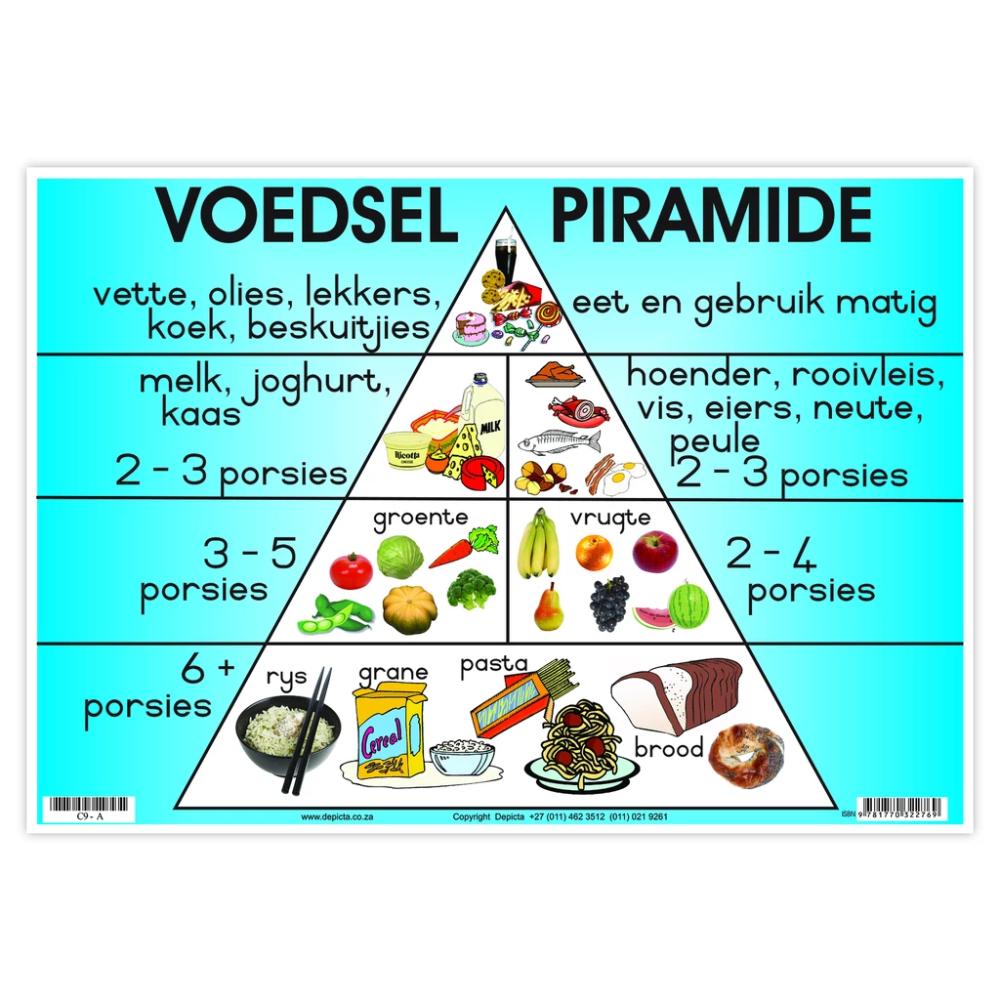 Voedselpiramide Food Pyramid Pyramids Yoghurt [ 1000 x 1000 Pixel ]