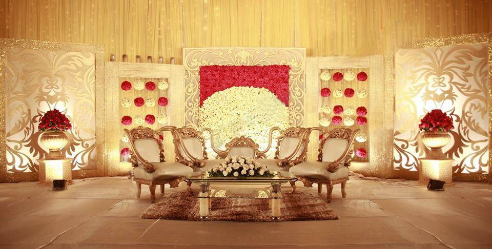 Bengali wedding stage decoration wedding ideas pinterest bengali wedding stage decoration junglespirit Choice Image