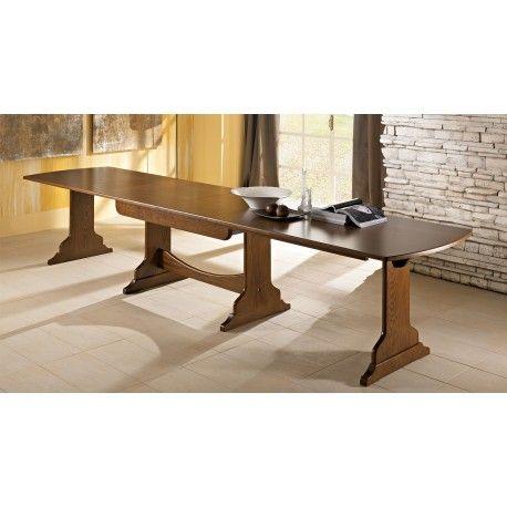 Risultati immagini per tavolo allungabile 6 metri Tavolo