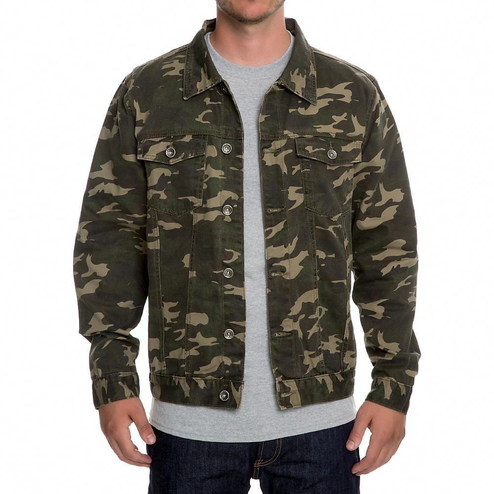 Broadway 7 15 Men S Tom Denim Jacket Camo Denimjacketoutfit Hipster Mens Fashion Camo Denim Jacket Big Men Fashion [ 1000 x 1000 Pixel ]
