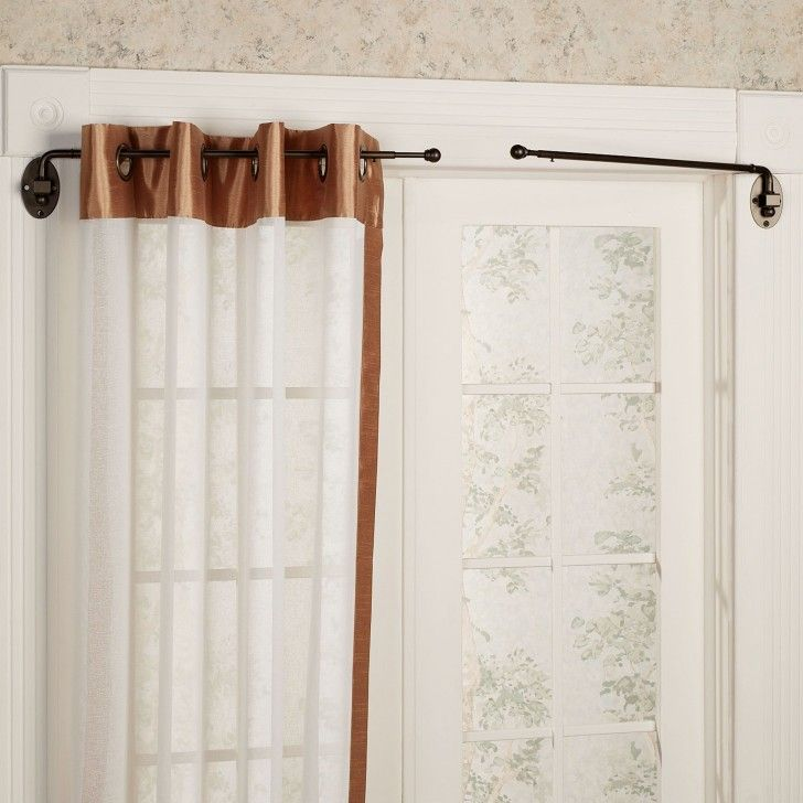 7 awesome swing arm curtain rods