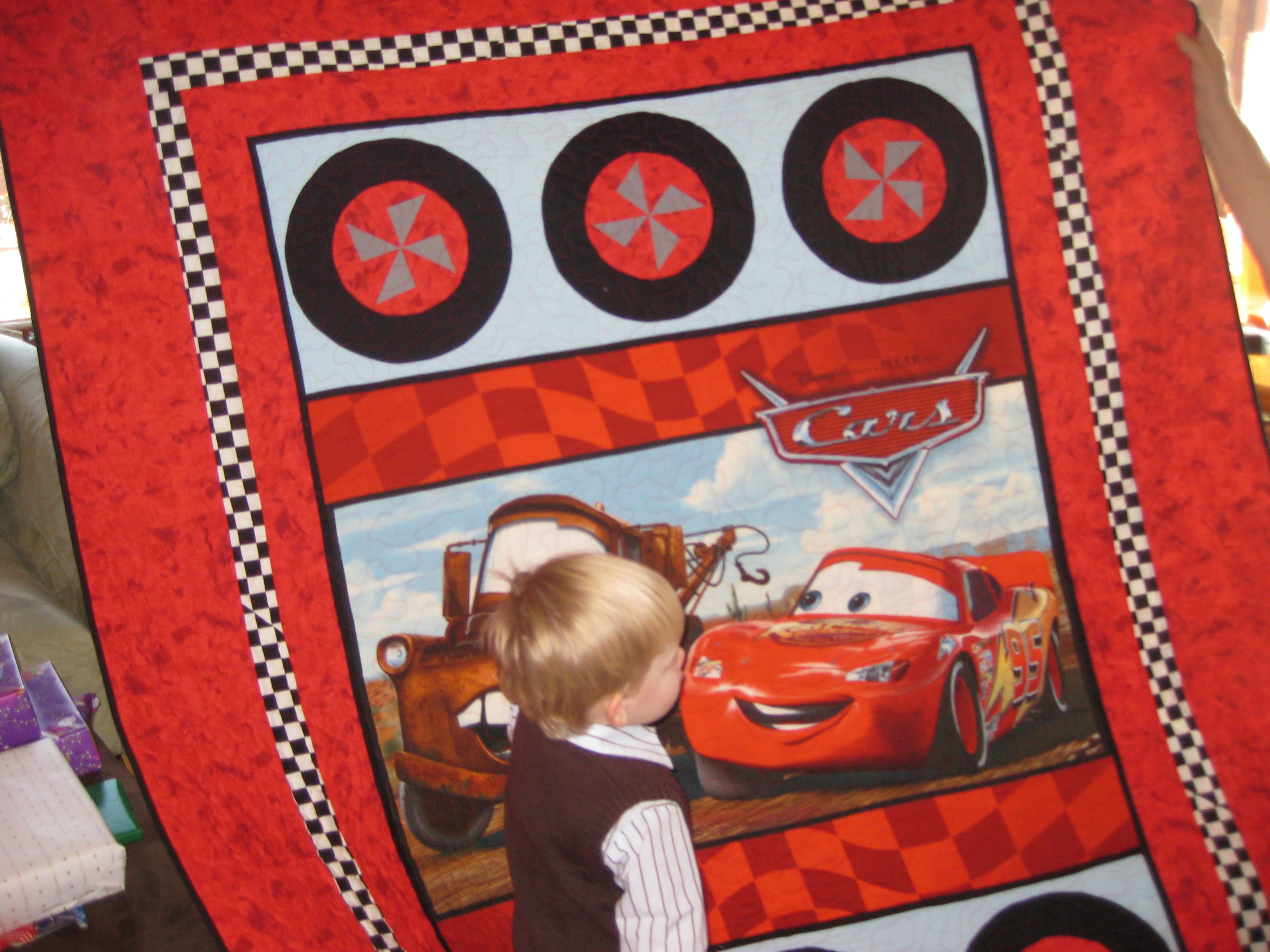 boy trucks pin monsters monster quilt quilts for pinterest truck room