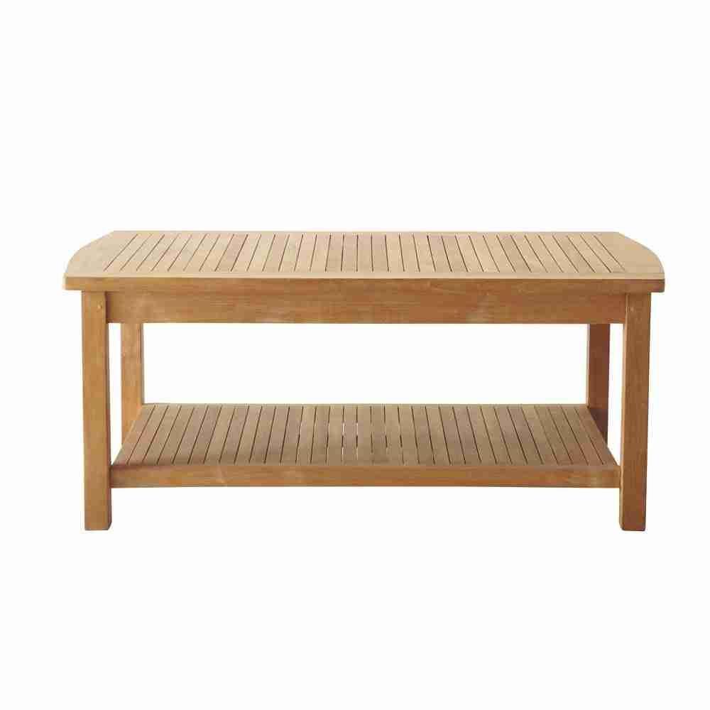 40 Attrayant Table En Bois De Jardin