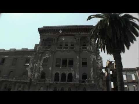 Urban Exploration Hotel Lincoln Casablanca Morocco Youtube