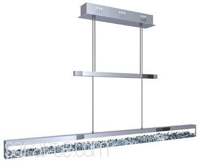 """14/"""" Width Evrosvet NEW 2-Light Chrome Finish Bathroom Wall Light"""