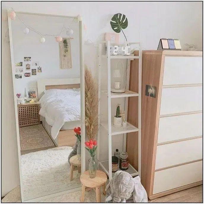 Más de 145 increíbles ideas de diseño y decoración de habitaciones de apartamentos pequeños 11 – Hola Espanol