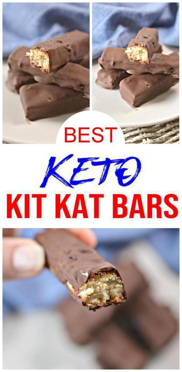 Keto Candy! BEST Low Carb Keto Kit Kat Candy Bars Idea – Quick & Easy Chocolate Cookie Ketogenic Diet Recipe – Completely Keto Friendly – Gluten Free – Sugar Free