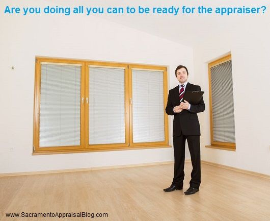 are you doing all you to be ready for the appraiser some tips for what to do before during. Black Bedroom Furniture Sets. Home Design Ideas