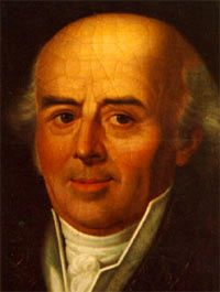 Hahnemann, founder of homeopathy (1755-1843) 'Dr  Hahnemann