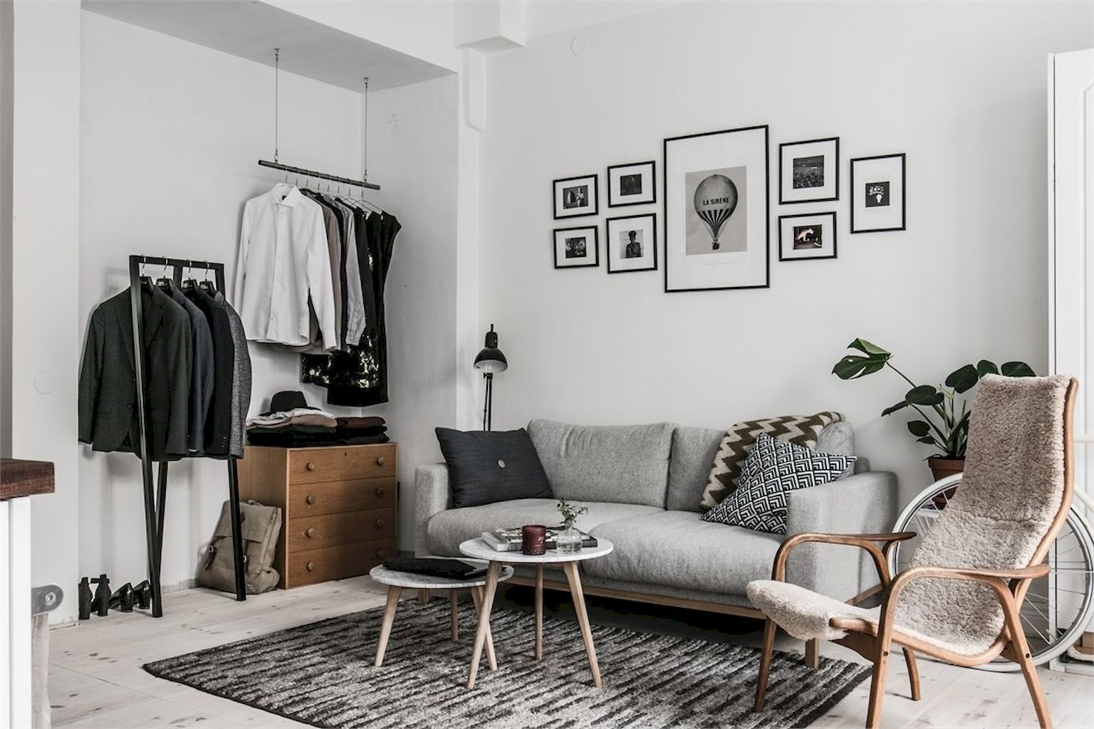 77 Elegant Scandinavian Interior Design Ideas With Small Spaces Pleasing Interior Design Living Room For Small Space Inspiration Design