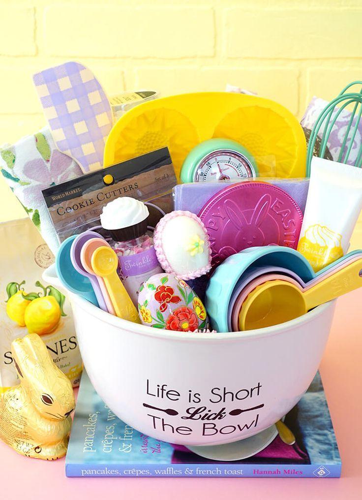 Baking gift basket by jennifer struble on cricut machine