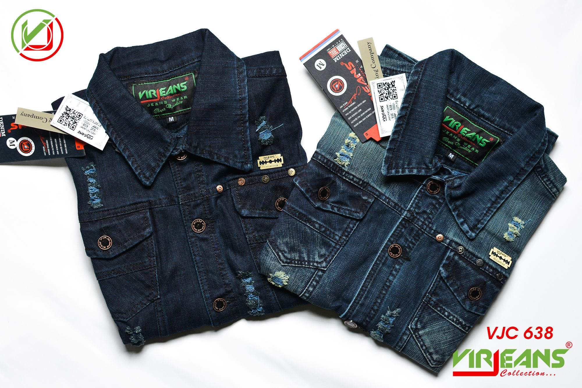 Fashion Wear Denim Jacket In Nepal Virjeans Clothing Brand Of