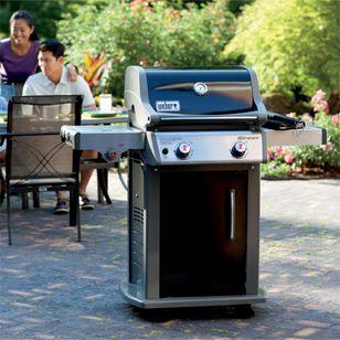 Weber Spirit E 220 Gas Grill Black Gas Grill Bbq Shop Grilling