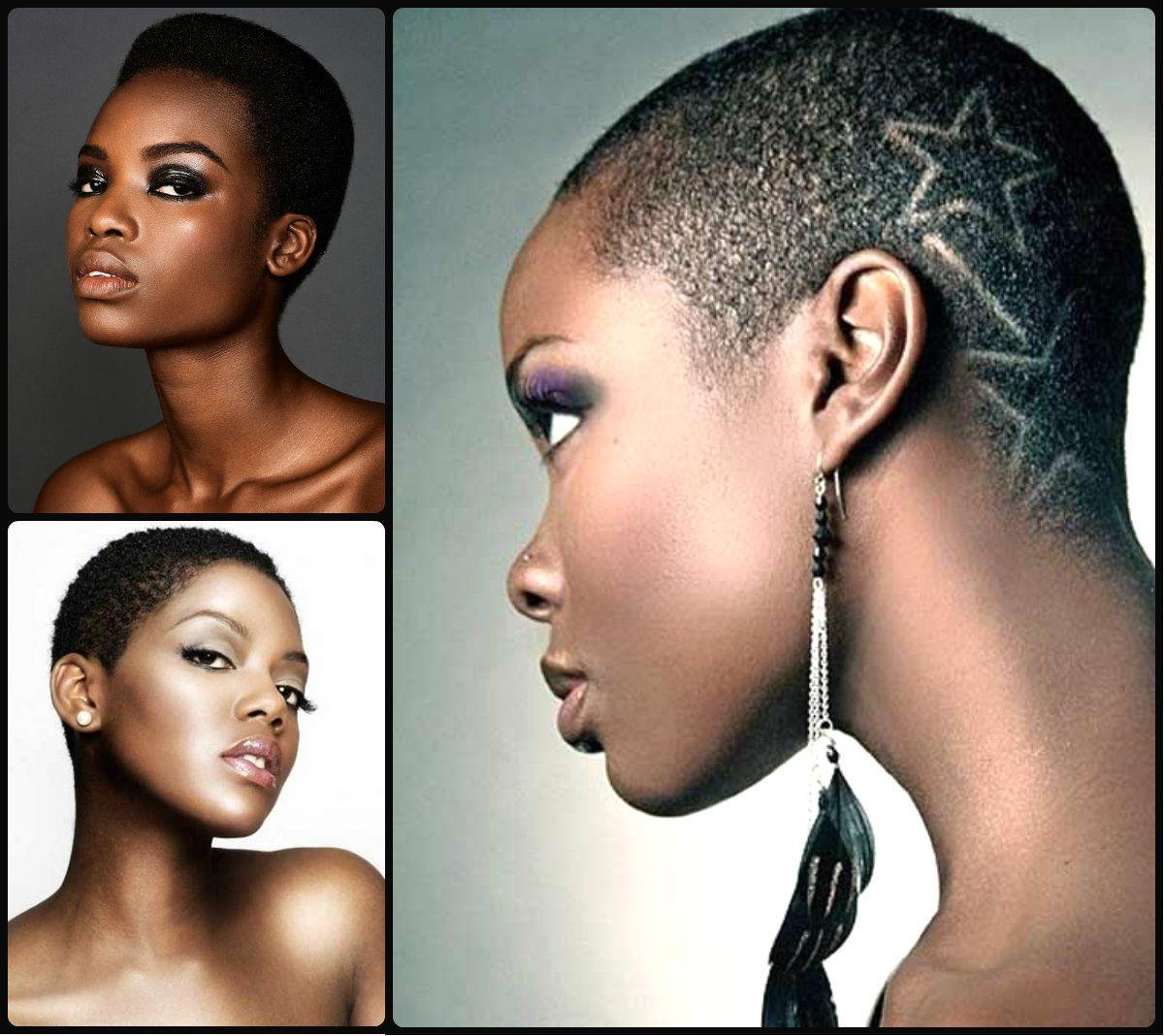 Extra Short Natural Black Hairstyles Hairstyles  Hair - Black people short hairstyles