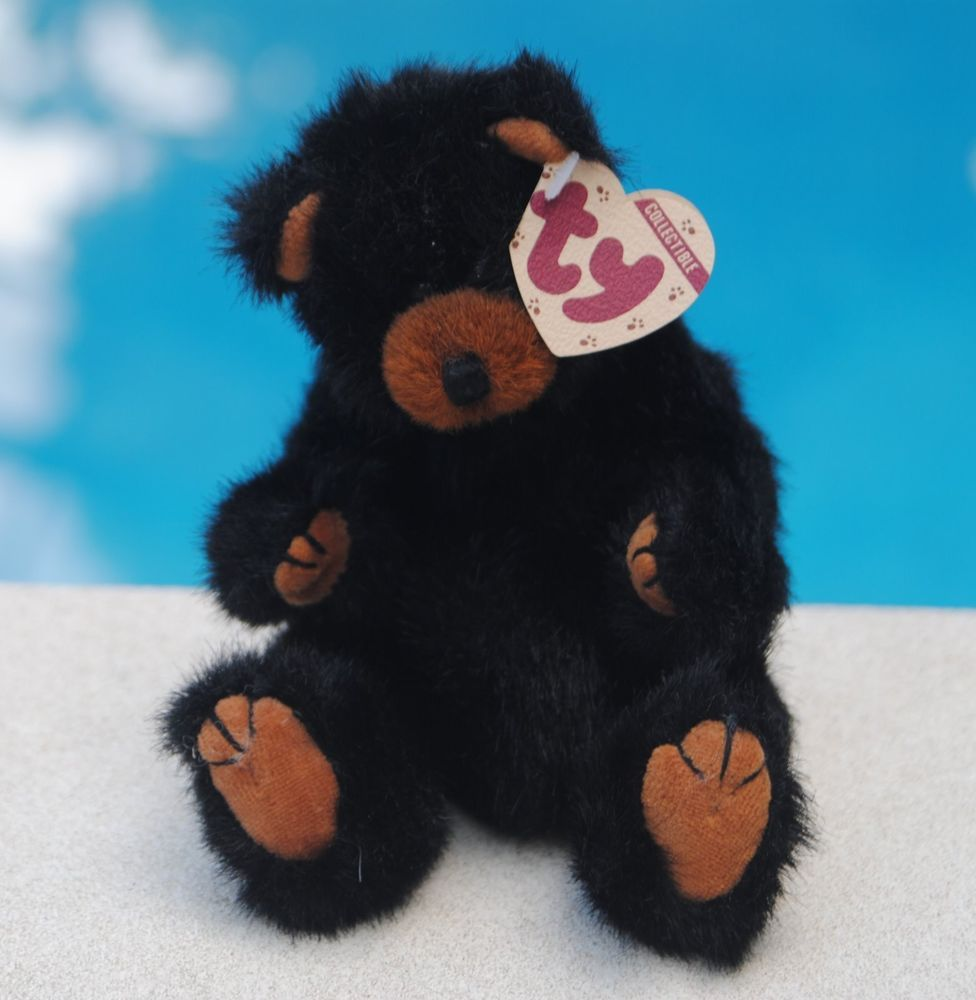 32651b55a2d 1993 RETIRED TY Beanie Babies The Attic Collection