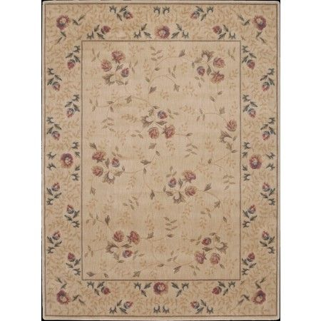 Nourison Somerset ST05 Ivory Area Rug  http://www.arearugstyles.com/nourison-somerset-st05-ivory-area-rug.html
