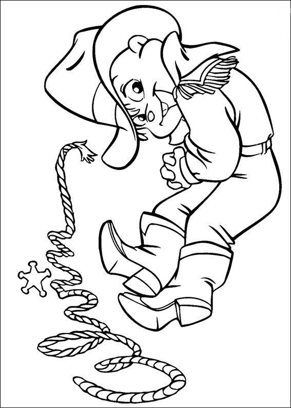 Dibujos para colorear Alvin y las Ardillas 5   maritza   Pinterest ...
