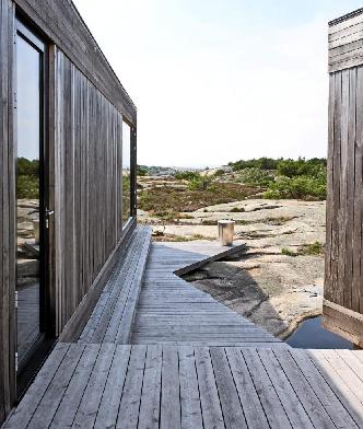 Scandinavian Retreat: Summer house by Ramstad