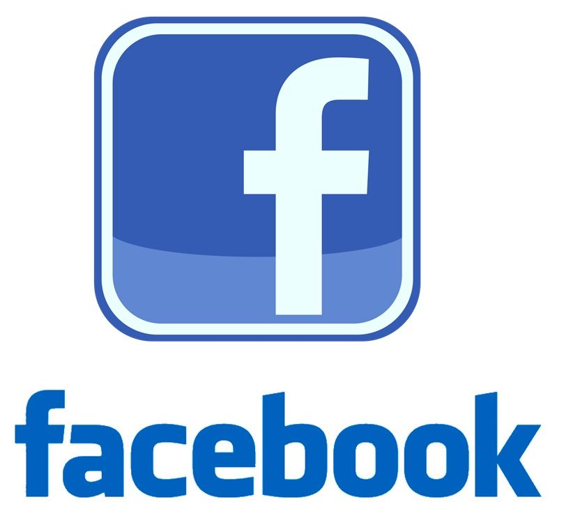 Like me on facebook logo