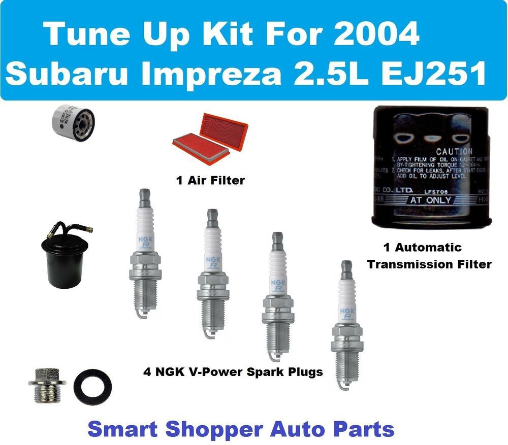 Oem Ngk V Power Spark Plug Oil Ai Protect Your Small Asset And 1 4 Fuel Filters Air Filter For 2004