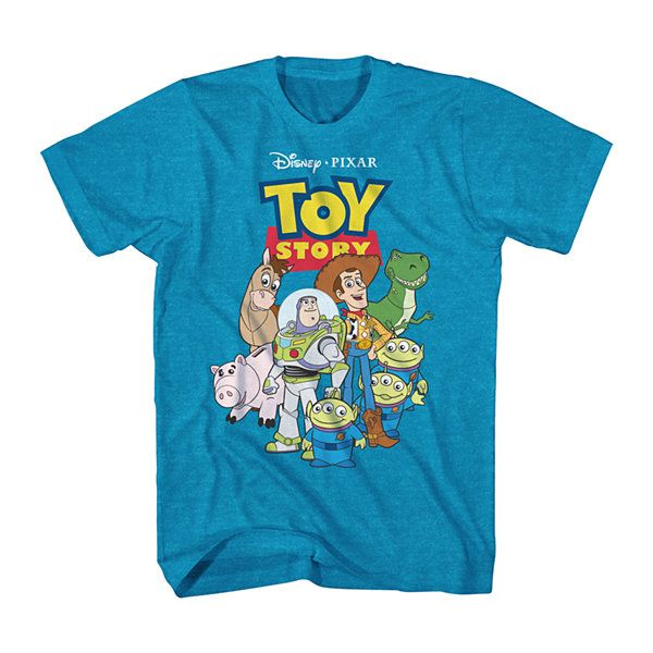 1950e004 Novelty Toy Story Crew Tee - JCPenney   Retro Pop Culture   Graphic ...