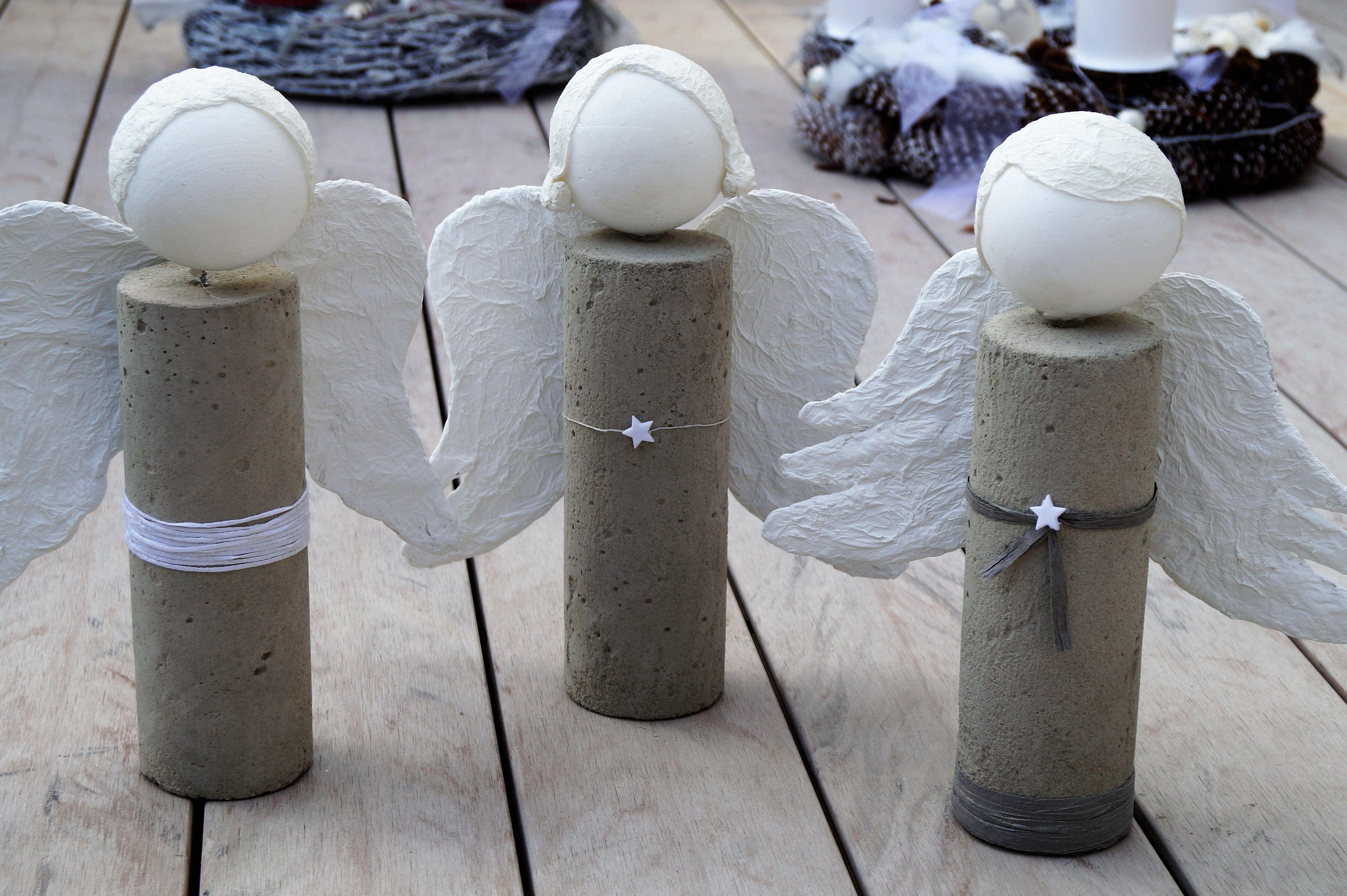 engel aus beton selber machen, bildergebnis für engel aus beton selber machen | manualidades, Design ideen