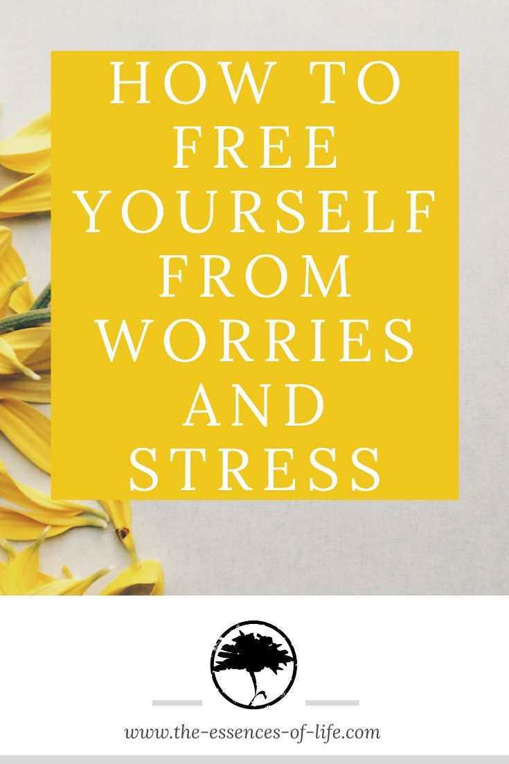 Free yourself from stress and worries by following this 8 simple steps.  - - - - -  #theessencesofli...