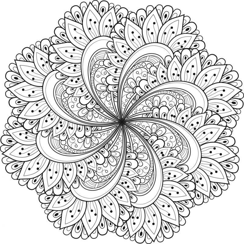 Hacer Mandalas Para Colorear Mandalas Para Colorear Mandalas Para Colorear Dificiles Imagenes De Mandalas