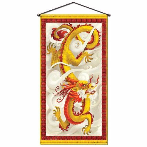 Dragon Door Wall Panel
