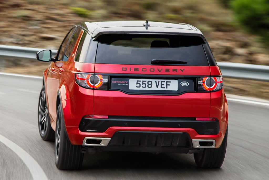 2019 Land Rover Discovery , 2019 Land Rover Discovery Svx