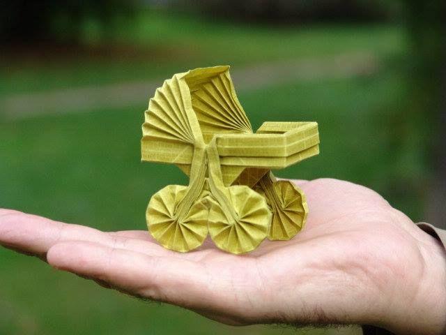origami stroler origami 1 origami 1 pinterest