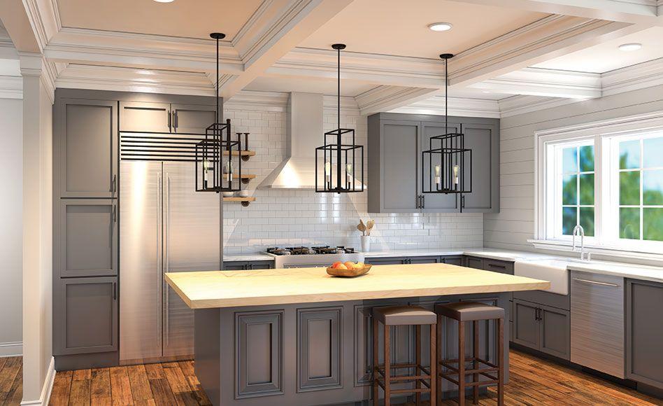 The Estate Series Kitchen Garden State Lumber Kitchen