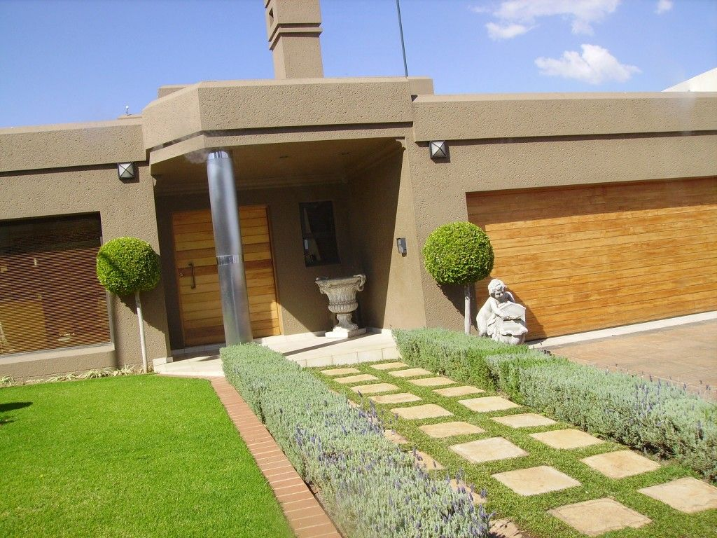 Beautiful Homes In Soweto South Africa African House House